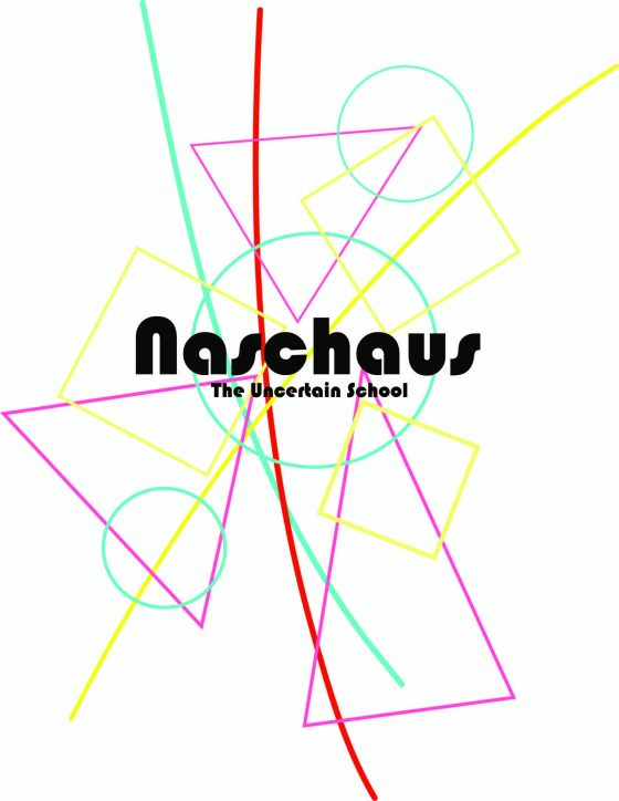 Naschaus: The Uncertain School logo
