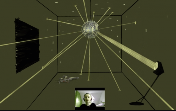 screenshot of mudroom digital sound installation